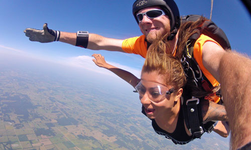 Skydiving in Missouri: Why Choose Us?