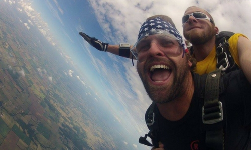 Best Skydiving in Missouri