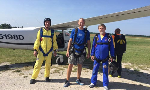What to Wear Skydiving for the First Time