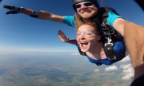 Is Skydiving For You?