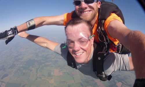 Why is the Price of Skydiving So High?