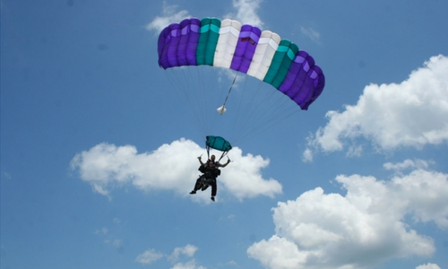 Skydiving Requirements: Can You Be Too Old To Skydive?