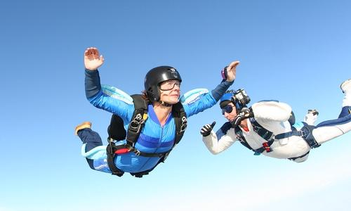 Solo Skydiving Requirements