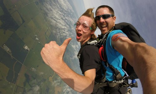 Why Skydiving is Amazing