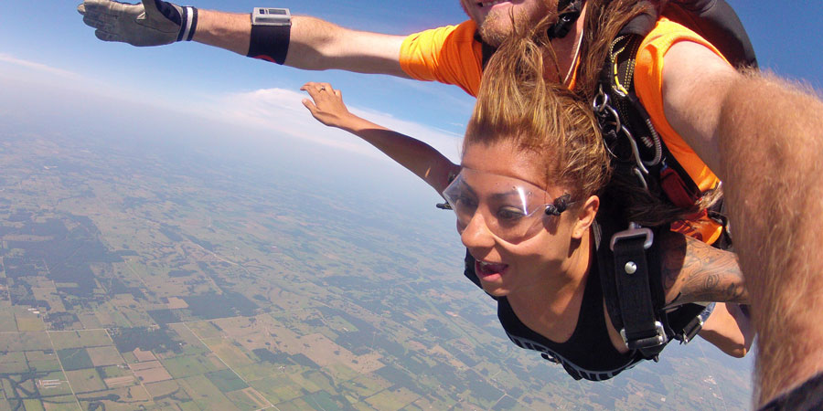 Learn to Skydive Springfield MO