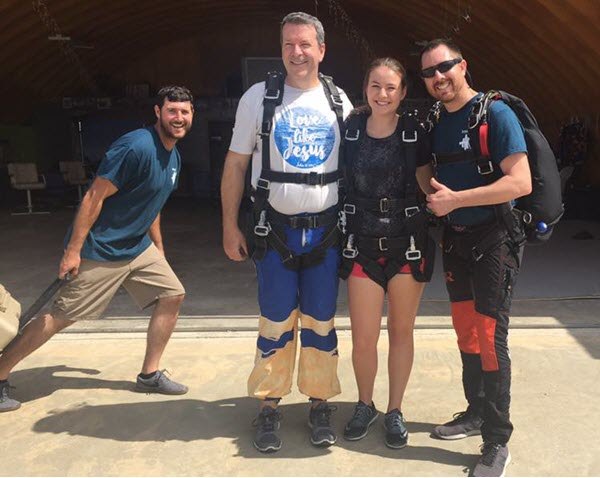 What to Wear Skydiving
